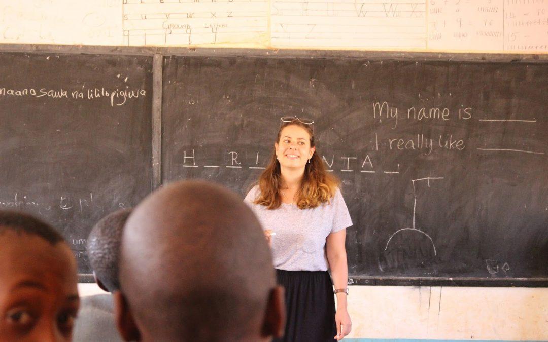 Život v Tanzánii očami dobrovoľníčky 2. časť